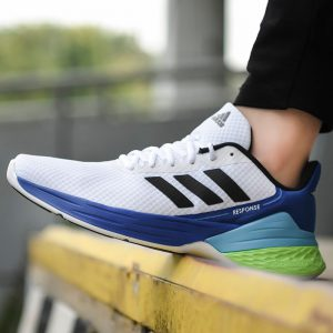Adidas Response SR White Core Black Royal Blue FX3789