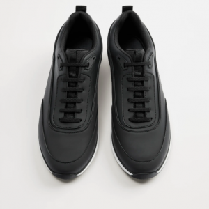 Zara BLACK RETRO SNEAKERS