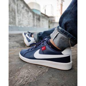 Nike Royale Court Tab Navy White