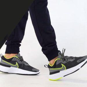 Nike React Miker 2.0 Run Smoke Grey Volt